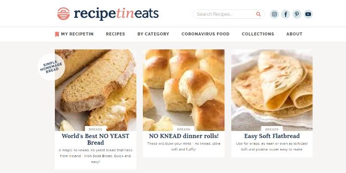 recipe tin eats